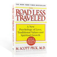 现货 英文原版 少有人走的路 The Road Less Traveled 心智成熟的旅程 社会心理学 M・斯科特・派克