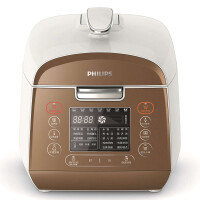 Philips/飞利浦 HD2036电压力煲压力锅 家用智能5L压力调节正品