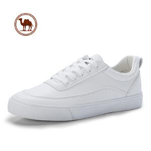 骆驼牌男鞋 2018春季新款小白鞋男鞋子韩版潮流运动休闲潮鞋板鞋