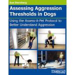 【预订】Assessing Aggression Thresholds in Dogs: Using the Asse