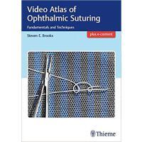 【预订】Video Atlas of Ophthalmic Suturing 9781626237162