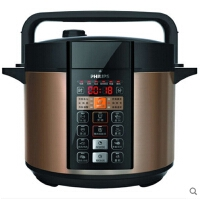 电压力煲压力锅 家用智能5L压力调节HD2136
