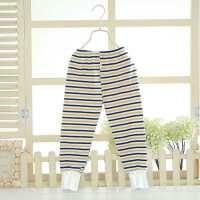 儿童打底裤秋裤53男女童4小孩婴儿宝宝2岁棉毛裤线裤