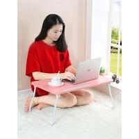 宿舍床上书桌家用懒人笔记本电脑桌做大学生折叠小桌子简约经济型o6h