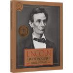 英文原版 Lincoln A Photobiography 林肯传 1988年纽伯瑞金奖 中小学英语课外阅读 Russ
