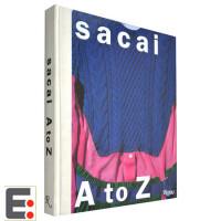 服装设计作品集 SACAI: A TO Z 日本时装品牌:Sacai时尚服装设计书籍 时尚服装服饰图书籍