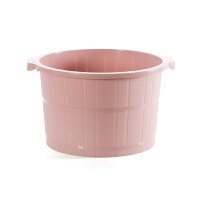 带按摩泡脚桶冬季加高洗脚盆塑料加厚足浴盆足浴桶洗脚桶