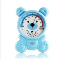 得力 9014温湿度计 温度计 稳定/准确 儿童房温度计 颜色随机1个