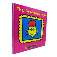 进口原版 The Grandma Book [精装] [3-8岁]