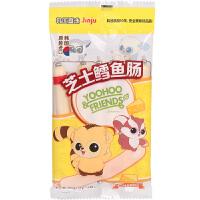 韩国真珠 悠猴芝士鳕鱼肠 婴幼儿宝宝儿童进口零食营养辅食90g