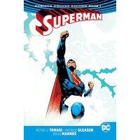 Superman: The Rebirth Deluxe Edition 英文原版漫画 DC重生 超人 豪华版 精装