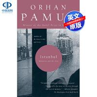 英文原版 伊斯坦布尔:一座城市的记忆 Istanbul Orhan Pamuk Random House 奥尔罕・帕慕克