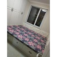 定制老粗布床笠单件保护套1.5米1.8米2米床榻榻米炕笠 定做各种花色 各种尺寸