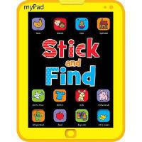【预订】myPad Stick and Find [With Sticker(s)]