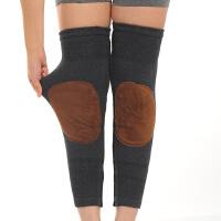羊绒护膝保暖老寒腿关节冷男女羊毛冬季自发热老年人加长膝盖
