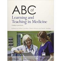 【预订】Abc Of Learning And Teaching In Medicine 3E 97811188921