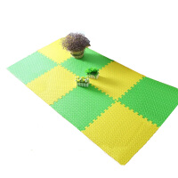 eva宝宝爬行垫儿童拼图泡沫地垫60x60拼接铺地板垫子大号加厚