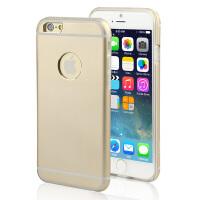 朗唯科LANWK金属手机壳+TPU保护套 适用于iPhone6/iPhone6 Plus 4.7英寸苹果6保护壳-土豪金
