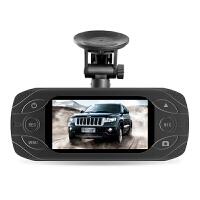 汽车行驶夜视迷你车载全景导航带测速停车监控记录仪