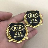 起亚K2 K3 K4 K5秀尔凯绅汽车金属个性贴纸车身外改装饰用品配件
