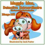 【预订】Maggie Mae, Detective Extraordinaire: The Case of the M