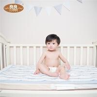 儿童可洗夏季透气床垫婴儿尿垫隔尿垫麻棉婴儿宝宝用品
