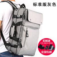 商务出差多功能双肩包旅行男 背包单肩手提电脑包休闲公文包SN0077