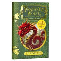 哈利波特 神奇动物在哪里 课本 英文原版 Fantastic Beasts & Where to Find Them JK罗琳新内容 新版