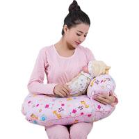 授乳枕喂奶垫孕妇侧睡枕 哺乳枕喂奶枕婴儿学坐枕
