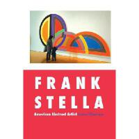 【预订】Frank Stella: American Abstract Artist97818617142