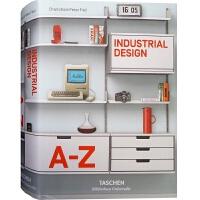 Industrial Design A-Z 616页 英文版 工业产品设计历史 经典产品设计解读书籍