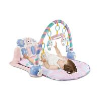 脚踏钢琴宝宝婴儿玩具0-3个月儿童游戏毯健身架器0-1岁抖音