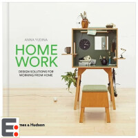 HomeWork: Design Solutions for Working from Home 居家办公 室内办公设计 室内设计图书籍
