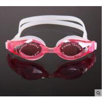 游泳镜时尚 舒适男女款游泳镜近视游泳眼镜 专业防水防雾电镀 带度数