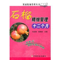 石榴精细管理十二个月(果园精细管理丛书)