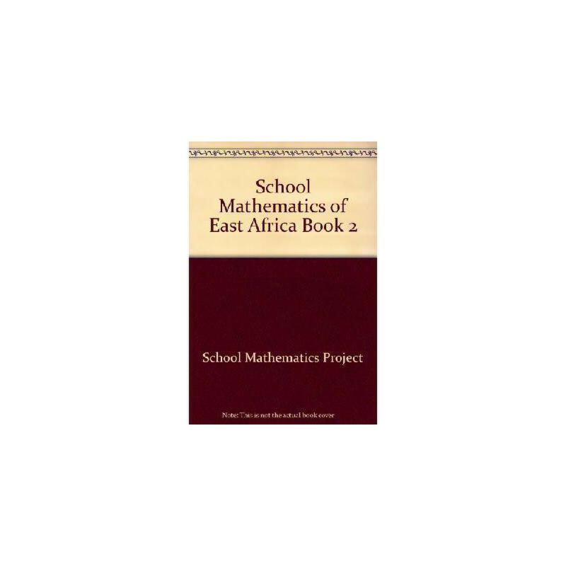 【预订】School Mathematics of East Africa Book 2 美国库房发货,通常付款后3-5周到货!