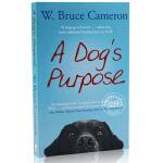 现货 一条狗的使命 A Dog's Purpose 犬心所向 布鲁斯 卡梅隆 Bruce Cameron 同名电影小说