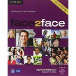 【预订】Face2face Upper Intermediate Student's Book with DVD-RO