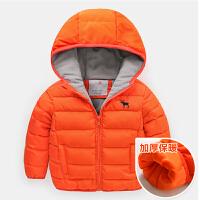男童加厚棉衣冬装秋冬童装儿童宝宝棉袄1岁3小童5外套潮