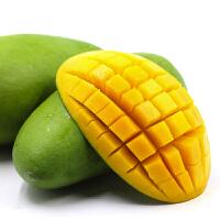 越南进口大青芒8斤包邮【4000g】香甜多汁新鲜大芒果水果