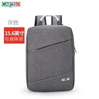 卡帝乐鳄鱼/CARTALO H双肩包男电脑包男士背包商务包潮14寸大容量男女通用旅行包