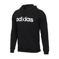 【店庆开门红低至3折】Adidas阿迪达斯 男装 NEO运动休闲连帽卫衣套头衫 DW8022