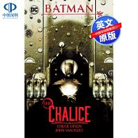 英文原版 DC漫画 蝙蝠侠 圣杯 Batman: The Chalice