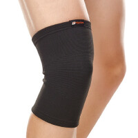 运动护膝篮球羽毛球跑步骑行护膝男女透气护具运动护具男
