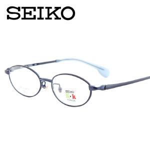 SEIKO精工儿童近视眼镜女 光学配镜近视眼镜框架KK0026C