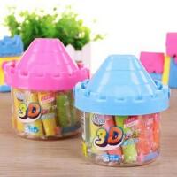 智高3D彩泥 24色城堡橡皮泥无毒环保不干 可当零钱罐5025