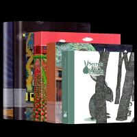 全6册 珍藏版 几米笔记本系列 思念+幻想+童年+夜空+蓝色畅想+红色交响 几米漫画笔记本