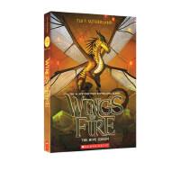 【全店300减100】英文原版 Wings of Fire 12火翼飞龙 The Hive Queen奇幻魔法冒险故事小