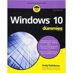 【预订】Windows 10 For Dummies, 3Rd Edition 9781119470861