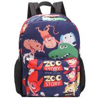 动物萌宠卡通书包中小学生1-3-6年级 休闲时尚双肩背包户外旅行包